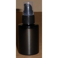 Sharp Cylindrique PET Noir 50ml 20 410